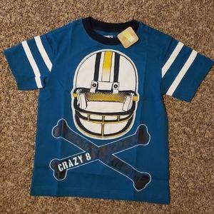 4/$12 Football shirt